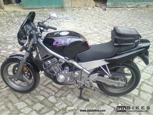 Honda  CB1 1993 Motorcycle photo