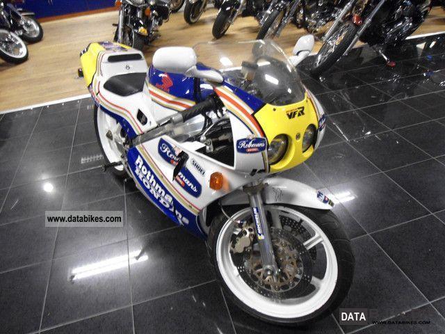 1990 Honda  VFR400 Motorcycle Motorcycle photo