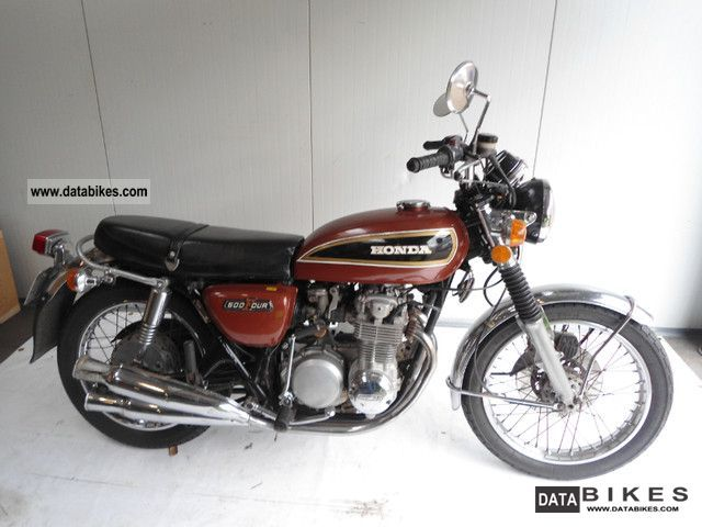 Honda  CB500 1977 Vintage, Classic and Old Bikes photo