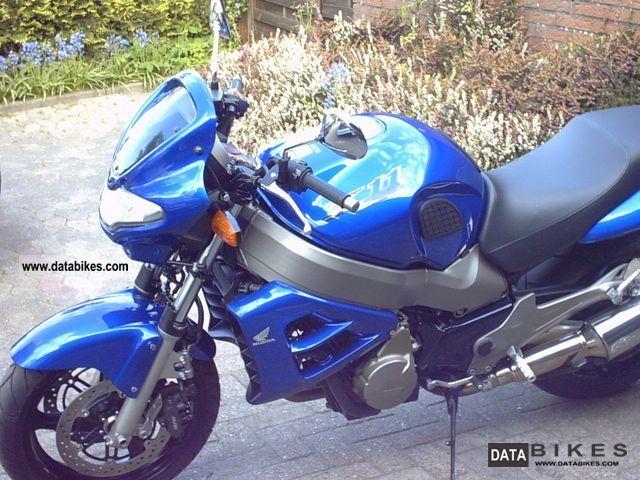 Honda  Eleven X 1999 Naked Bike photo