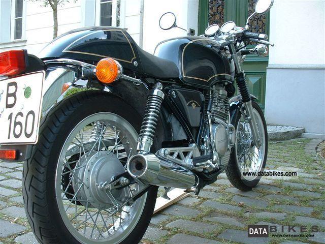 1993 Honda  GB 500 Clubman Motorcycle Motorcycle photo