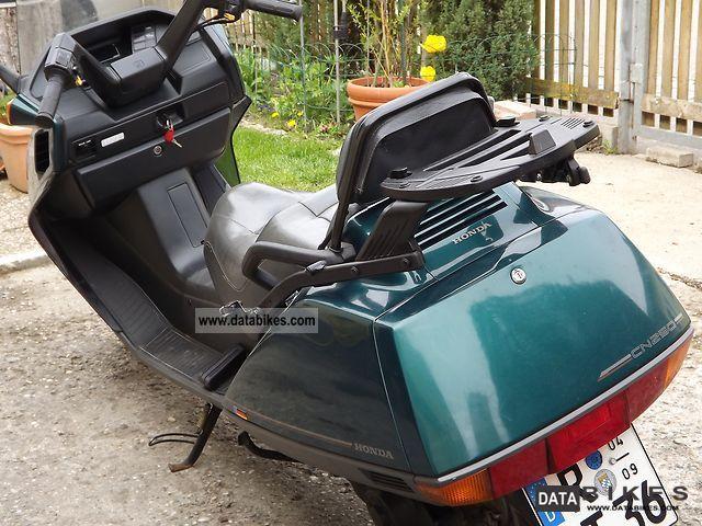 1997 Honda  Helix 250cm Motorcycle Motorcycle photo