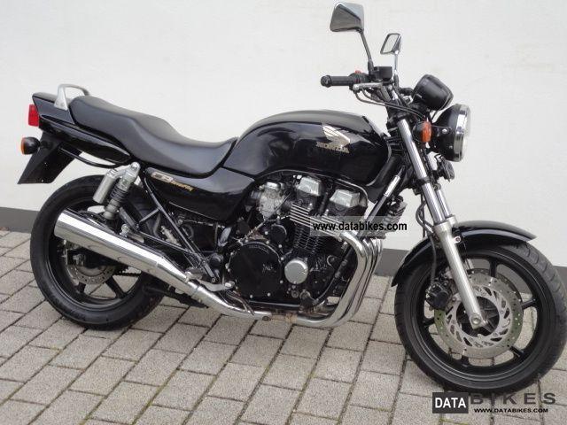 Honda CB 750 F2 Seven Fifty 750 cm³ 1998 - Vantaa