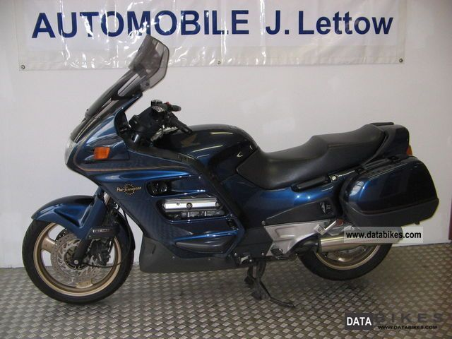 2000 Honda  ST 1100 Pan-SC26 Euroean ABS / TCS Motorcycle Tourer photo