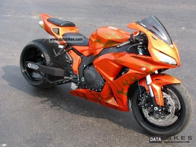 2007 Honda  CBR Motorcycle Sports/Super Sports Bike photo