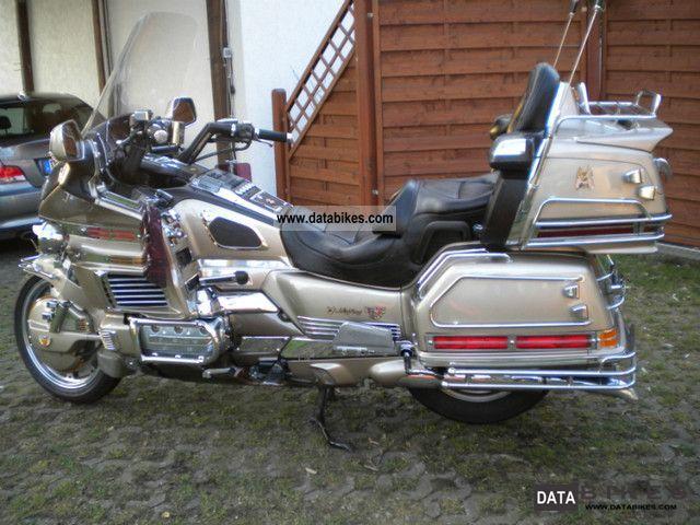 1993 goldwing 1500 1993 honda goldwing 1500gl motorcycle tourer photo