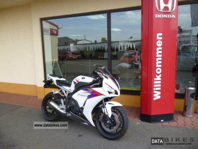 2012 Honda  CBR 1000 Fireblade ABS Motorcycle Motorcycle photo
