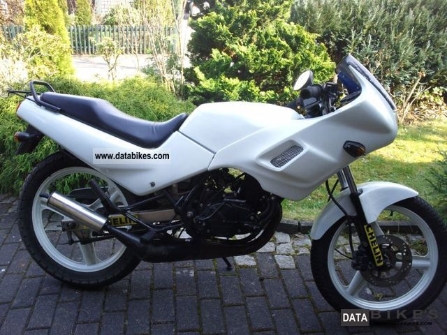 1991 Honda  NSR 50 Motorcycle Motor-assisted Bicycle/Small Moped photo