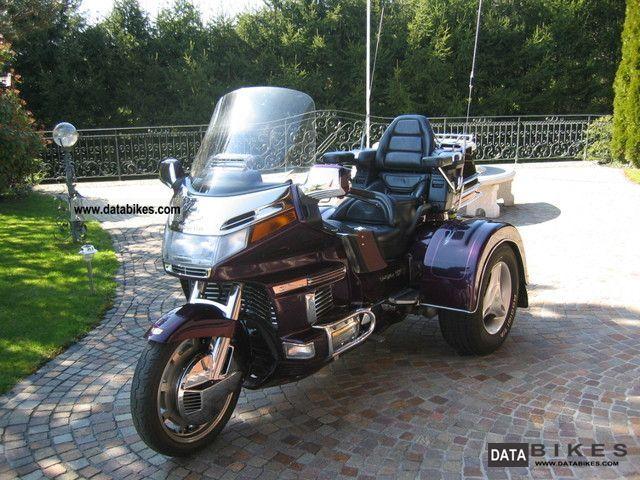 1996 Honda  Goldwing Motorcycle Trike photo