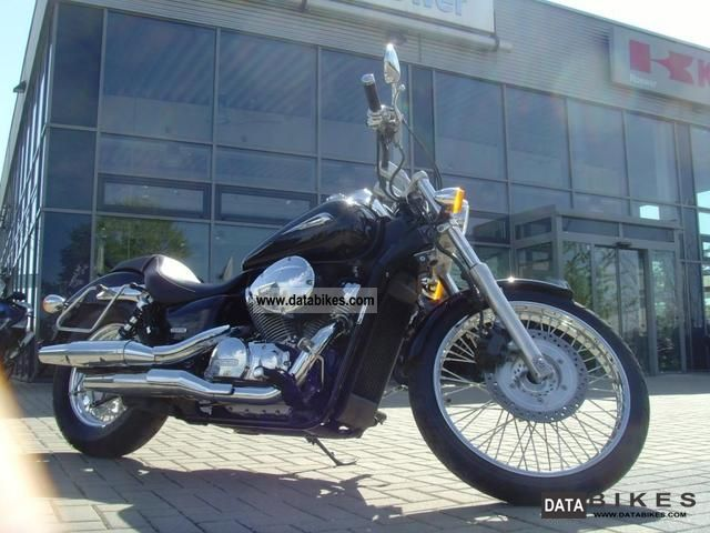 2007 Honda  Shadow VT750 Motorcycle Chopper/Cruiser photo