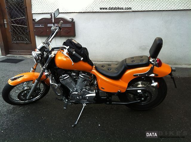 1995 Honda  NC 26 Motorcycle Lightweight Motorcycle/Motorbike photo