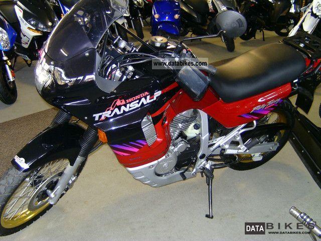 1995 Honda  XL 600 V Motorcycle Enduro/Touring Enduro photo