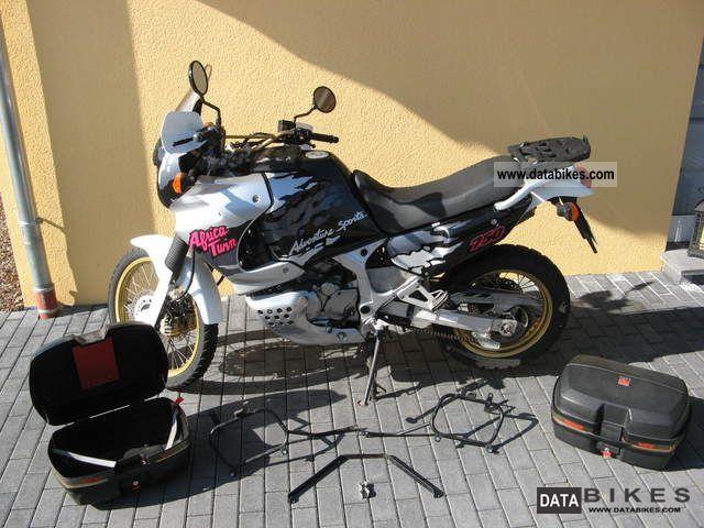 1995 Honda  XRV 750 Motorcycle Enduro/Touring Enduro photo