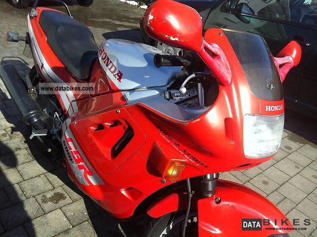 1987 Honda  CBR 600 Motorcycle Motorcycle photo