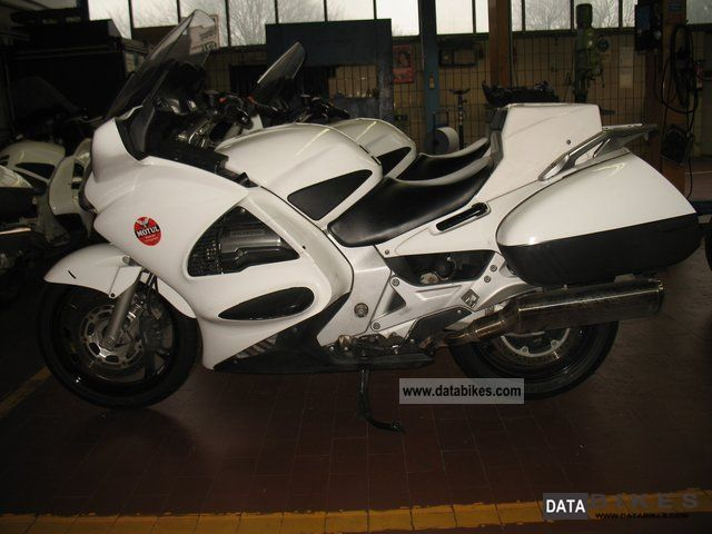 2004 Honda  Pan European ST1300 Top-maintained Miltary Police Motorcycle Tourer photo