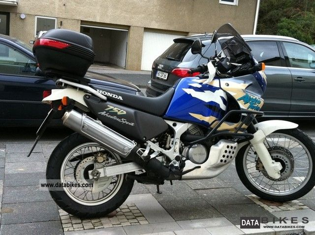 1997 Honda  Africa Twin 750 RD07 XRV 750 Motorcycle Enduro/Touring Enduro photo