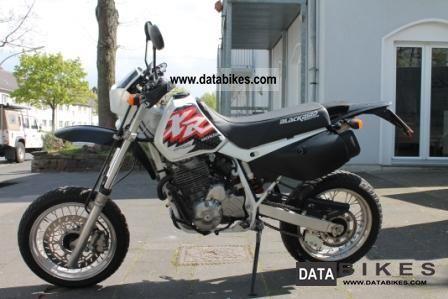 1995 Honda  XR650L Motorcycle Super Moto photo