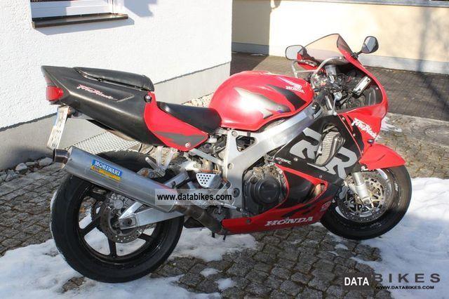 1997 Honda  sc 33 Motorcycle Sports/Super Sports Bike photo