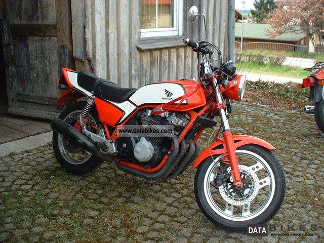 1982 Honda  CB 900 Bol Dor Motorcycle Motorcycle photo