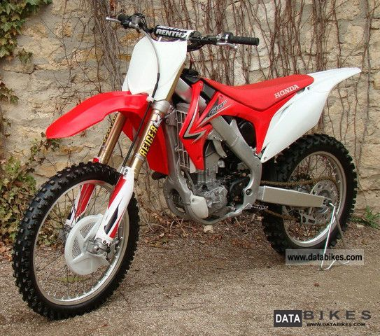 2012 Honda Crf 250 Cr 250f Model 2010