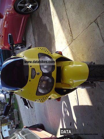 1996 Honda  CBR Fireblade Motorcycle Sports/Super Sports Bike photo