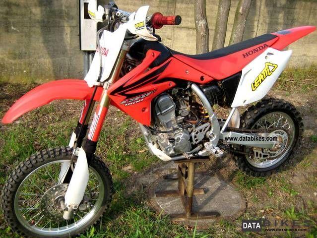 2008 Honda crf 150