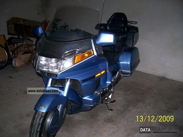 Honda  Goldwing 1993 Chopper/Cruiser photo