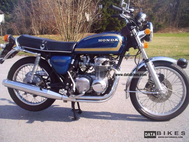 Honda  CB 550 Super Sport 1977 Vintage, Classic and Old Bikes photo
