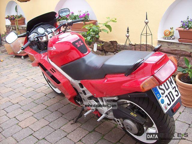 1991 Honda  VFR 750 Motorcycle Motorcycle photo