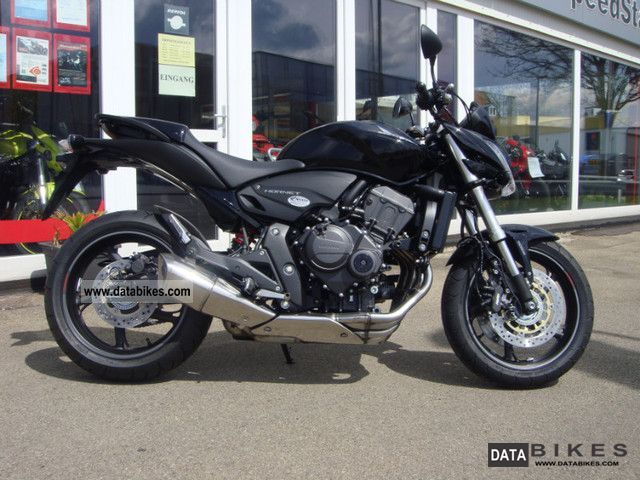 2010 Honda Cb 600 F Hornet Abs With Much Accessories