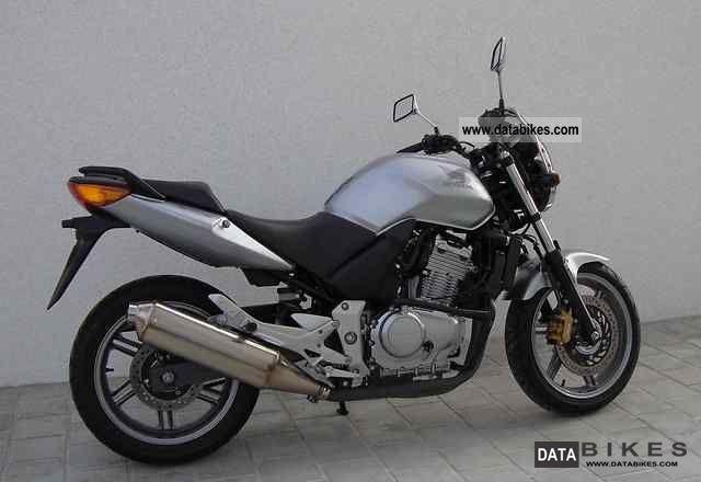 2007 Honda  CBF 500 Motorcycle Tourer photo