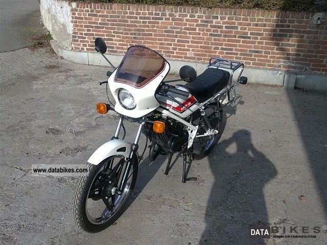 1984 Honda  8 MB Motorcycle Lightweight Motorcycle/Motorbike photo