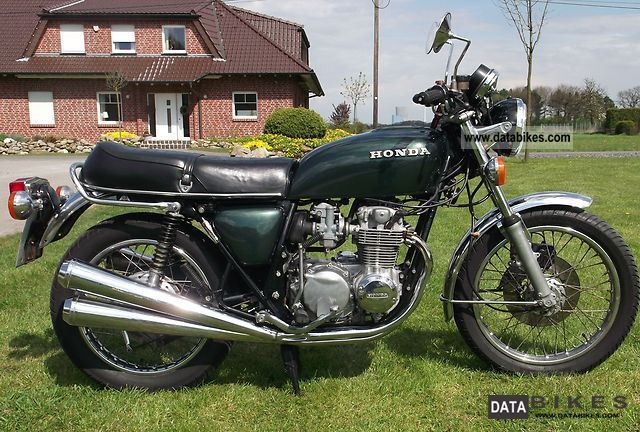 Honda  CB 550 K3 1977 Vintage, Classic and Old Bikes photo