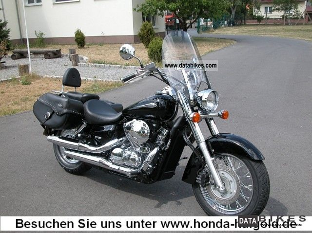 2011 Honda  VT750C Shadow with ABS Cruiser Package € 1329.45 Motorcycle Chopper/Cruiser photo