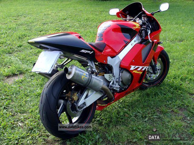 2003 Honda  VTR SP1 Motorcycle Sports/Super Sports Bike photo