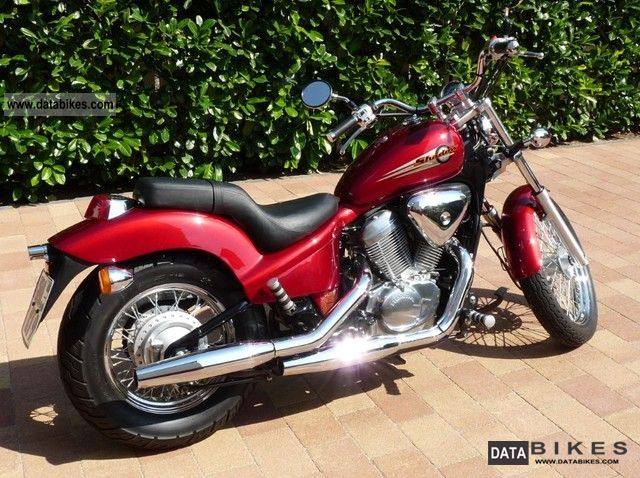 1998 Honda  Shadow Motorcycle Chopper/Cruiser photo