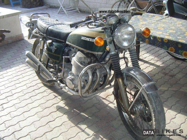 Honda  vendo 750cc Fuor k1 del 1971 1971 Vintage, Classic and Old Bikes photo
