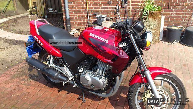 1989 Honda  CB 500 Motorcycle Motorcycle photo
