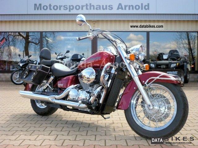 2005 Honda  VT 750 C2 Shadow ** Full equipment ** Motorcycle Chopper/Cruiser photo