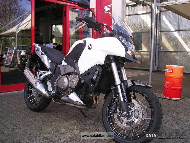 2011 Honda  CROSS VFR12X TOURER Motorcycle Enduro/Touring Enduro photo