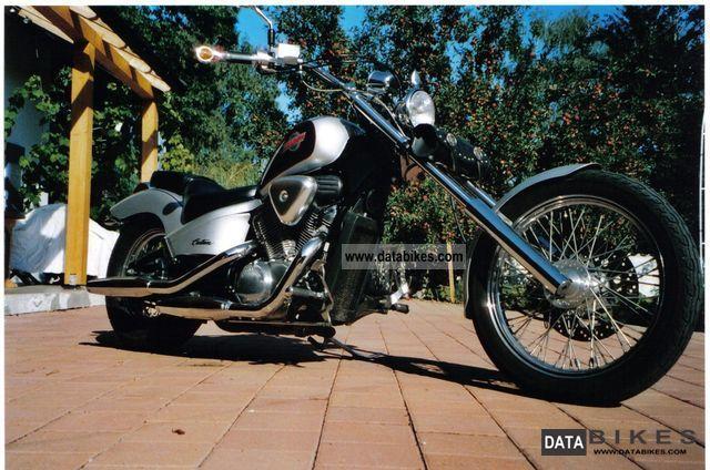 Honda  VT 600 1994 Chopper/Cruiser photo