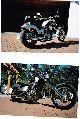 1994 Honda  VT 600 Motorcycle Chopper/Cruiser photo 1