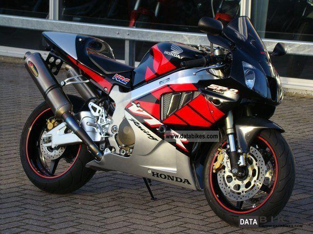 2004 Honda  VTR1000 SP-2 Motorcycle Sports/Super Sports Bike photo