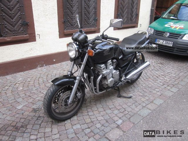 1993 Honda Seven Fifty Motorcycle Naked Bike photo 3