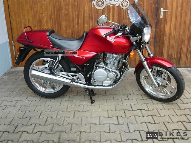 1986 Honda  XBR (PC15) Motorcycle Naked Bike photo