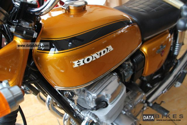 Honda  CB 750 K1 1971 Vintage, Classic and Old Bikes photo