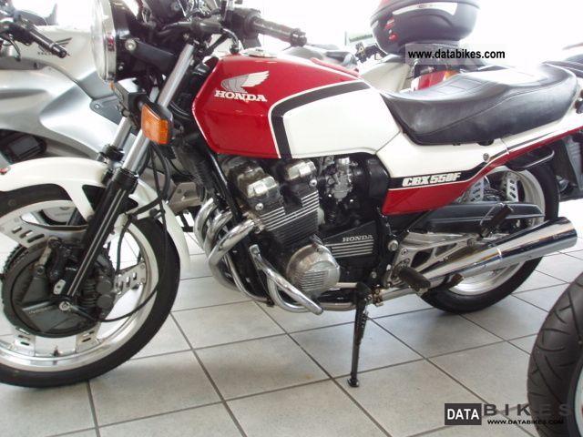 Honda  CBX 550 1984 Motorcycle photo