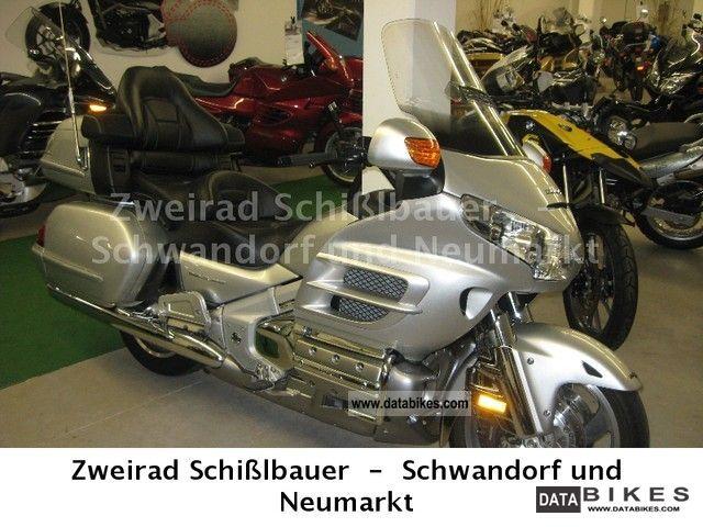 2007 Honda  GL 1800 German model! Motorcycle Motorcycle photo
