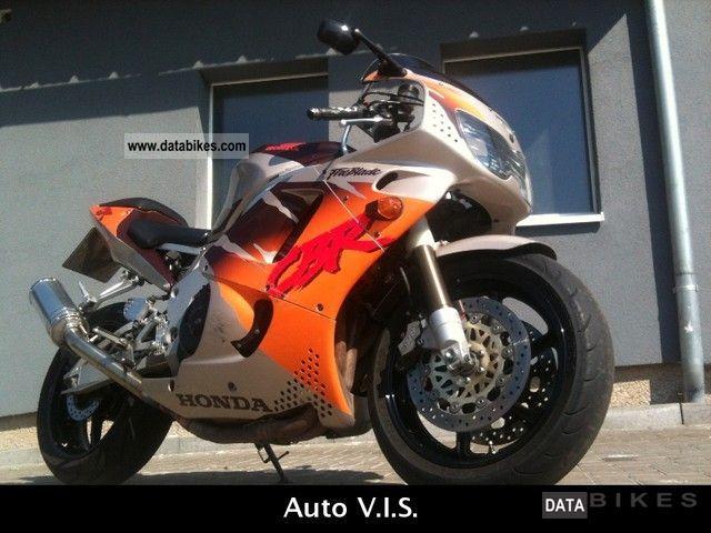 1993 Honda  CBR Fireblade SPECIAL / TAG Motorcycle Sports/Super Sports Bike photo