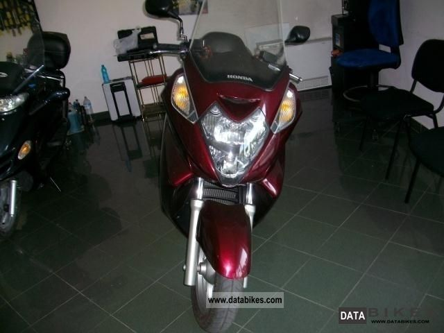 2004 Honda  4 TEMPI Motorcycle Scooter photo